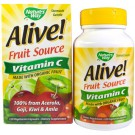 Nature-s-Way-Alive-Vitamin-C-100-Whole-Food-Complex-120-Vcaps