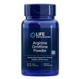 Arginine Ornithine Poeder 150 Grams (5.29 Oz) - Life Extension