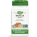 Nature's Way, Maca Root, 525 mg, 100 Capsules