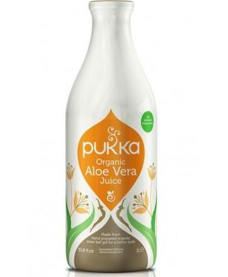 Organic Aloe Vera Juice – 500 ml – Pukka