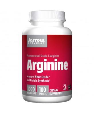 Arginine 1000 mg (100 Tablets) - Jarrow Formulas