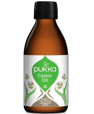 Organic Castor Oil – 250 ml – Pukka