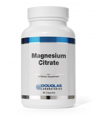 Magnesiumcitraat (90 Capsules) - Douglas Laboratories