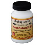 Healthy Origins, MegaNatural-BP Grape Seed Extract, 300 mg, 60 Capsules
