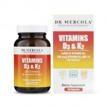 Vitamins D3 & K2 90 Capsules - Dr Mercola