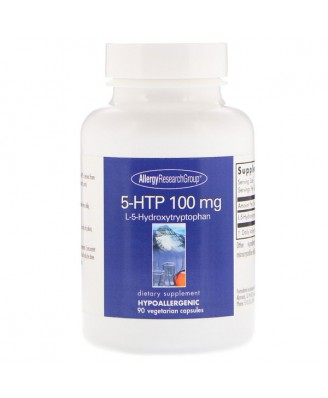 5-HTP 50 mg 150 Vegetarian Capsules - Allergy Research Group