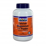 Calcium Magnesium 1:1 Poeder (227 gram) - NOW Foods