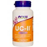 UC-II - Undenatured Type II Collagen (120 Vegetarian Capsules) - Now Foods