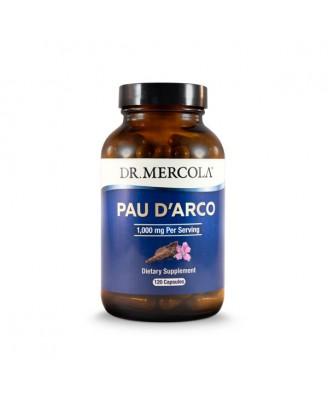 Pau d'Arco 1000mg 120 Capsules - Dr Mercola