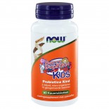 BerryDophilus™ KIDS Probiotica Kind (60 kauwtabs) - NOW Foods