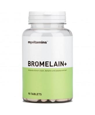 Bromelain+ (30 Tablets) - Myvitamins