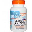 Doctor's Best, Best Luteïne met Lutemax 20 mg, 180 gelcapsules