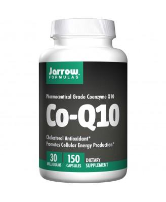 Jarrow Formulas, Co-Q10, 30 mg, 150 Capsules