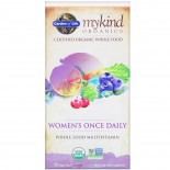 MyKind Organics- Women's Once Daily (60 tablets) - Garden of Life