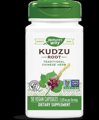 Nature's Way, Kudzu Root, 50 Capsules