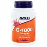 C-1000 Complex  (90 tabs) - NOW Foods