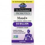 Dr. Formulated Probiotics Mood+ (60 Vegetarian Capsules) - Garden of Life