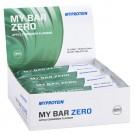 MyBar Zero, Chocolate, 12 x 65g Box - MyProtein