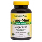 Dyno-Mins- Magnesium- 250 mg (90 Tablets) - Nature's Plus