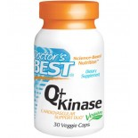 Doctor's Best, Q+Kinase, 30 Veggie Caps