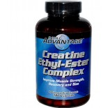 Creatine Ethyl-Ester Complex (180 Capsules) - Pure Advantage