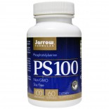 PS100, Phosphatidylserine 100 mg (60 Softgels) - Jarrow Formulas