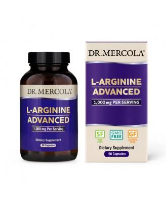 L-Arginine Advanced 90 capsules - Dr. Mercola