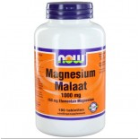 Now Foods, Magnesium Malate, 1000 mg, 180 tabletten