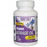 Borage Oil (90 Vegan Caps) - Deva