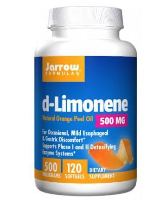 d-Limonene 1000 mg (60 softgels) - Jarrow Formulas