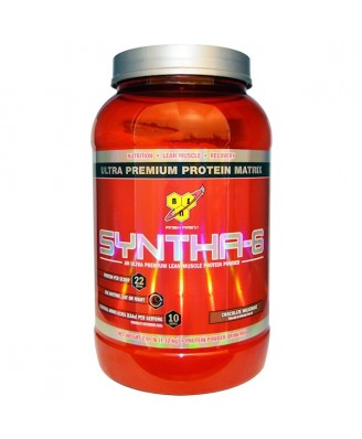 Syntha-6 Edge Chocolate Milkshake 1870g - BSN