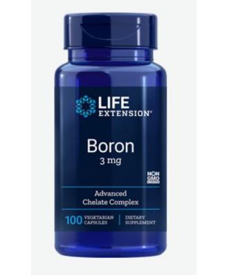 Boor 3 Mg - 100 vegetarische Capsules - Life Extension