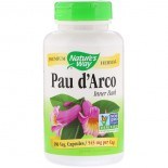 Pau d'Arco Inner Bark, 545 mg, 180 Capsules,Nature's Way
