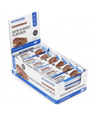 MyBar Oats & Whey - Chocolate Chip - MyProtein