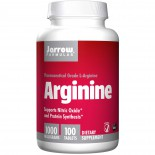 Arginine 1000 mg (100 Tablets) - Jarrow Formulas