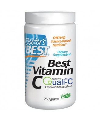 Vitamine C poeder (250 g) - Doctor's Best