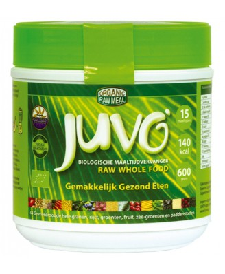 Juvo organic raw meal - 400 grams - Juvo