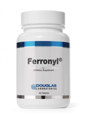 Ferronyl (with Vitamin C) - 60 tablets - Douglas Laboratories