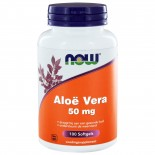 Aloë Vera  (100 softgels) - NOW Foods