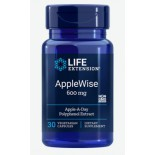 Applewise Polyfenol Extract 600 Mg (30 plantaardige capsules) - Life Extension