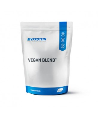 Vegan Blend, Chocolate Smooth, 2.5kg - MyProtein