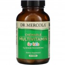 Children's Multivitamin Fruit Flavored Chewables (60 Tablets) - Dr. Mercola