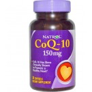 CoQ10 150 mg (30 Softgels) - Natrol