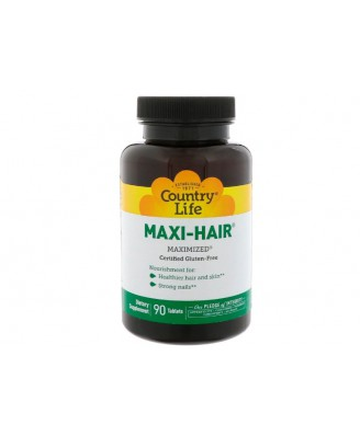 Maxi-Multivitamins (90 Tablets) - Country Life
