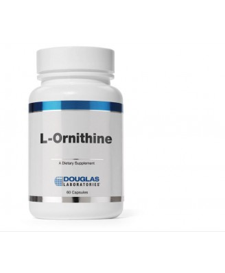 L-Ornithine - 60 capsules-  Douglas Laboratories