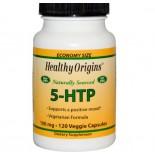 Healthy Origins, 5-HTP, 100 mg, 120 Veggie Caps