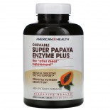 Super Papaya Enzyme Plus (360 tablets) - American Health