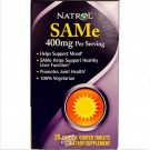 Natrol, SAMe, 400 mg, 20 Enteric Coated Tablets