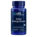 Asian energy boost, 90 plantaardige capsules – life extension