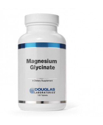 Magnesium Glycinate (120 tablets) - Douglas Laboratories